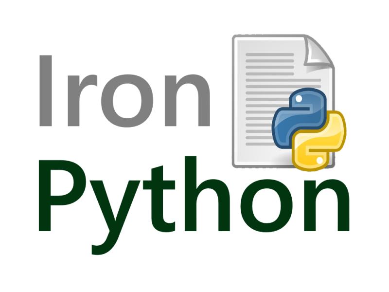 IronPython script